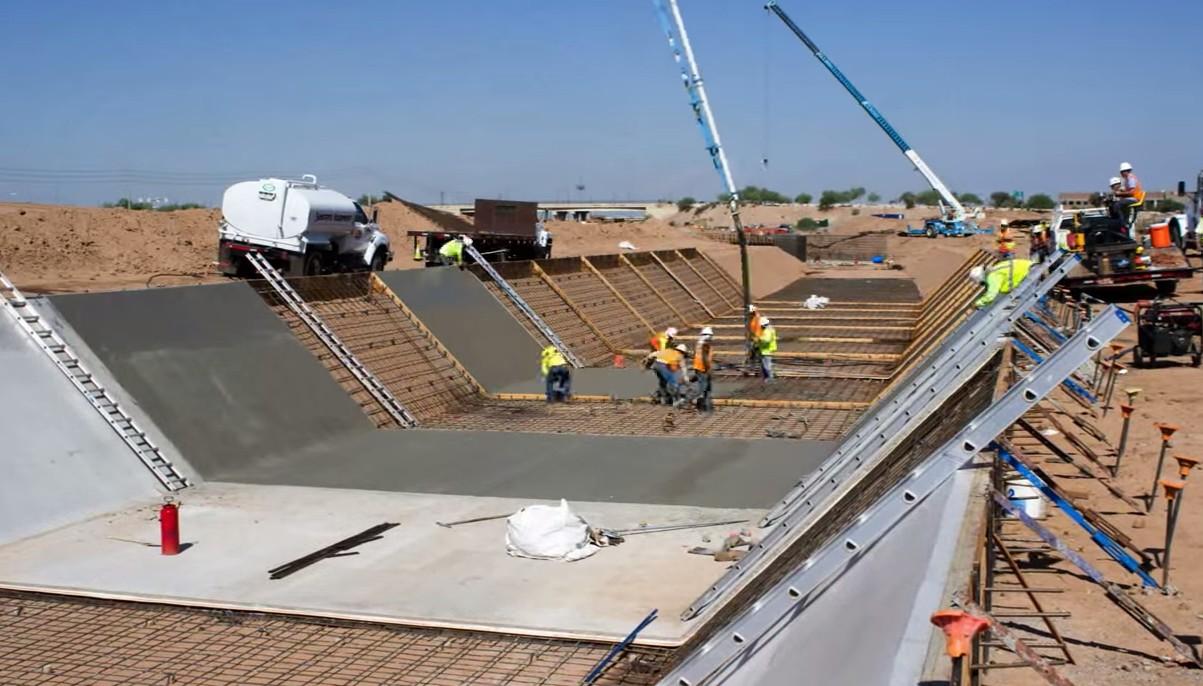 Секрет прочности бетона